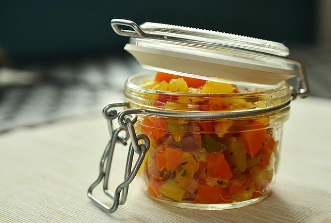 Conserves de légumes