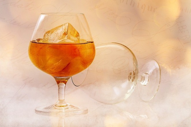 Eau de vie et liqueurs